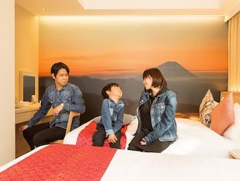 HOTEL JAL CITY HANEDA TOKYO WEST WING Room