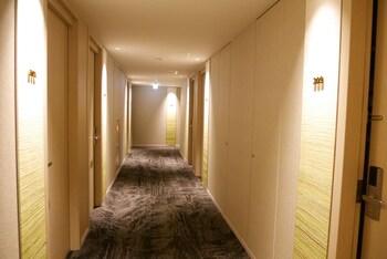 HOTEL JAL CITY HANEDA TOKYO WEST WING Hallway