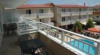 Sarti Plaza - Balcony  - #0