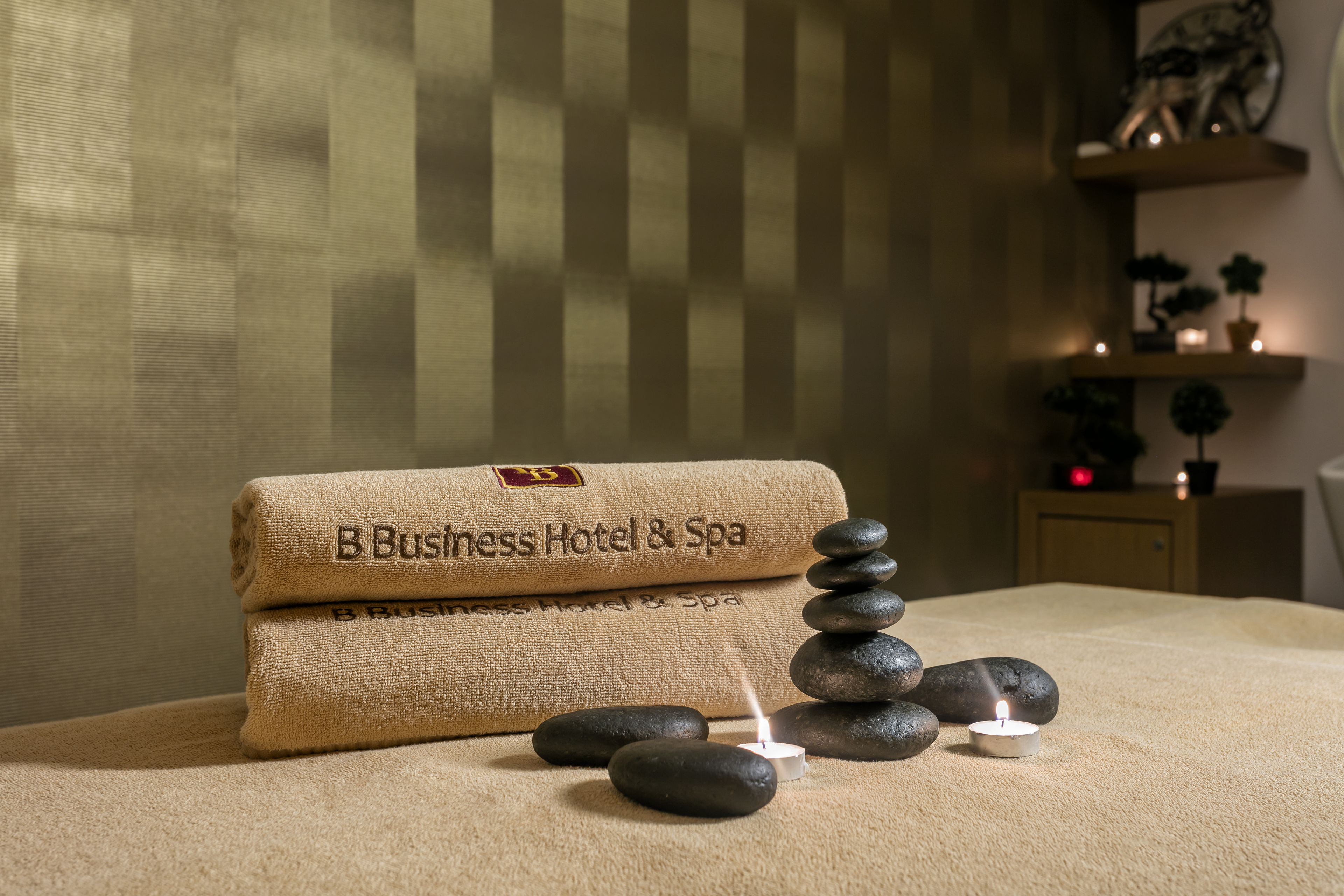B Business Hotel And Spa