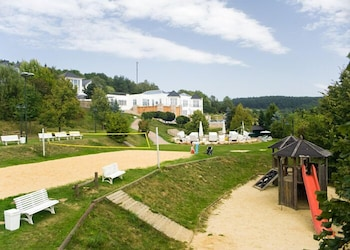 Familien-Hotel Hochwald - Childrens Play Area - Outdoor  - #0