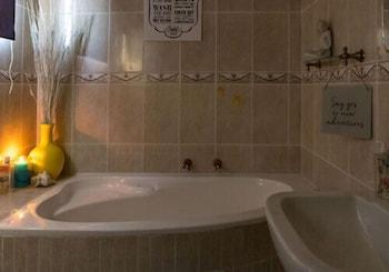 Vertical Blue - Bathroom  - #0