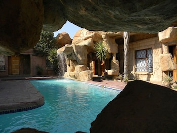 African Cave Lodge - Outdoor Pool  - #0