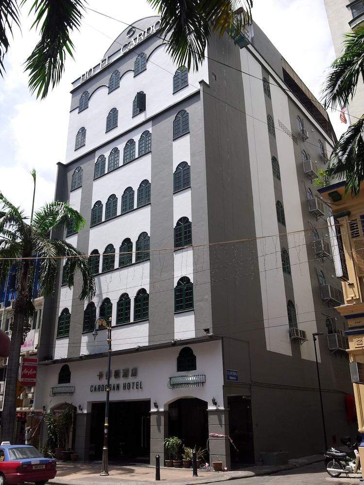 カードガン ホテル