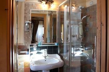 Hotel le Ortensie - Bathroom  - #0