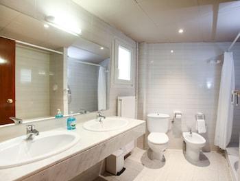 Hotel Silken Insitu Eurotel Andorra - Bathroom  - #0