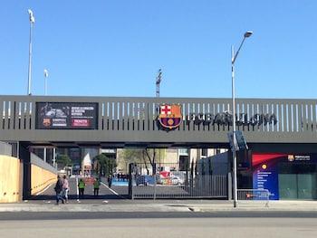 Espai Barcelona Camp Nou Apartment - Exterior  - #0