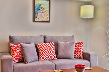Kasinn Apart Hotel - Living Area  - #0