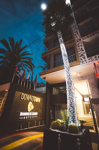 Down Town Hotel By Business & Leisure Hôtels, Casablanca