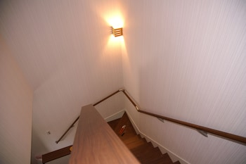 GUESTHOUSE HARU KITAMACHI - HOSTEL Staircase