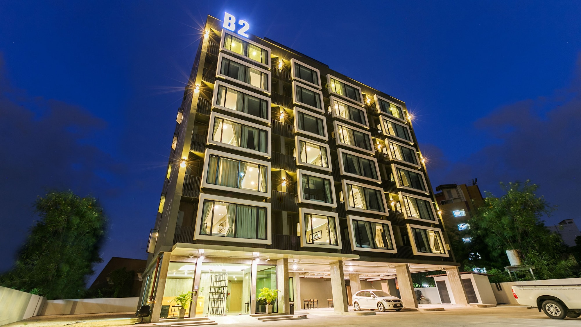 B2 Hotel South Pattaya Premier Hotel, Pattaya