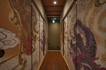 GION MINAMI BANKA Hallway