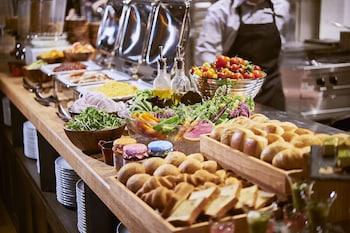 REMM ROPPONGI Breakfast buffet