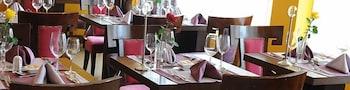 Hotel Roma Ritz Huambo - Restaurant  - #0
