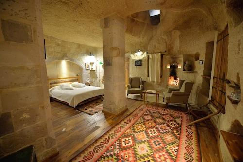 Kelebek Special Cave Hotel, Merkez