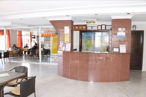 Marina Apart Otel, Marmaris