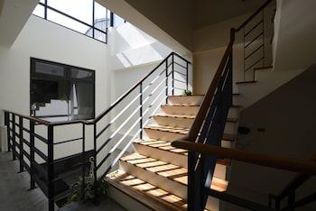 Sun Moon Inn - Staircase  - #0