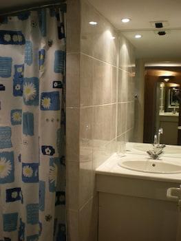 Le Chalet Fleuri - Bathroom  - #0