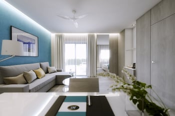 Elba Premium Suites - Adults Only - Living Area  - #0