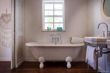 Hotel Villa Marie Saint Barth - Deep Soaking Bathtub  - #0