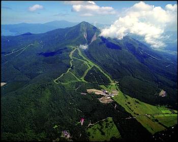 Inawashiro Resort Hotel & Ski - Aerial View  - #0