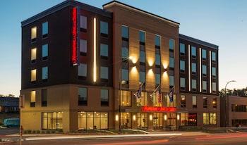 明尼阿波利斯大學區歡朋套房飯店 Hampton Inn & Suites Minneapolis University Area