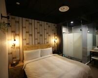 더블룸, 전용 욕실