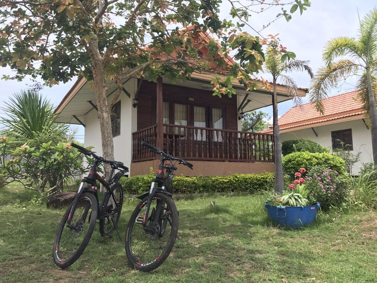 Plaifah Resort Ubon, Pho Si