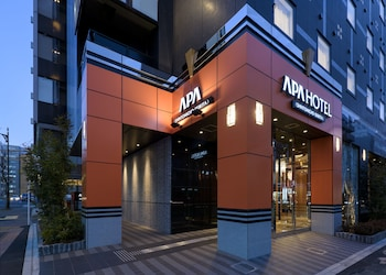 Hotel - APA Hotel Shintomicho-Ekikita