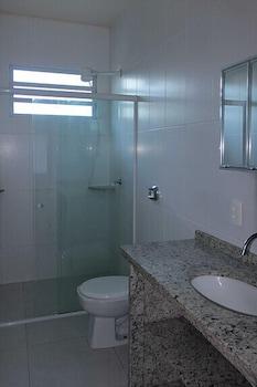 Pousada e Camping Lagoa da Conceição - Bathroom  - #0