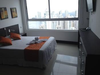 Apartamentos Frente Al Mar Cartagena Palmetto Eliptic - Guestroom  - #0