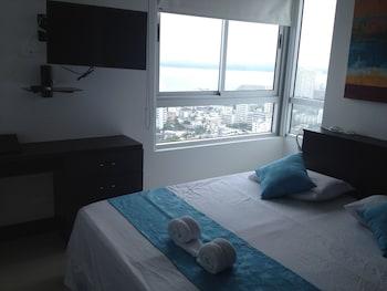 卡塔赫納海灘公寓飯店棕櫚耶里普提克飯店