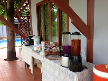 Ardea Resort Pool Villa - Breakfast Area  - #0