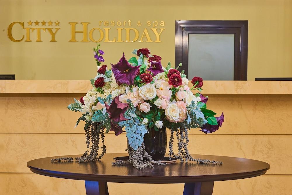 Спа-отель City Holiday
