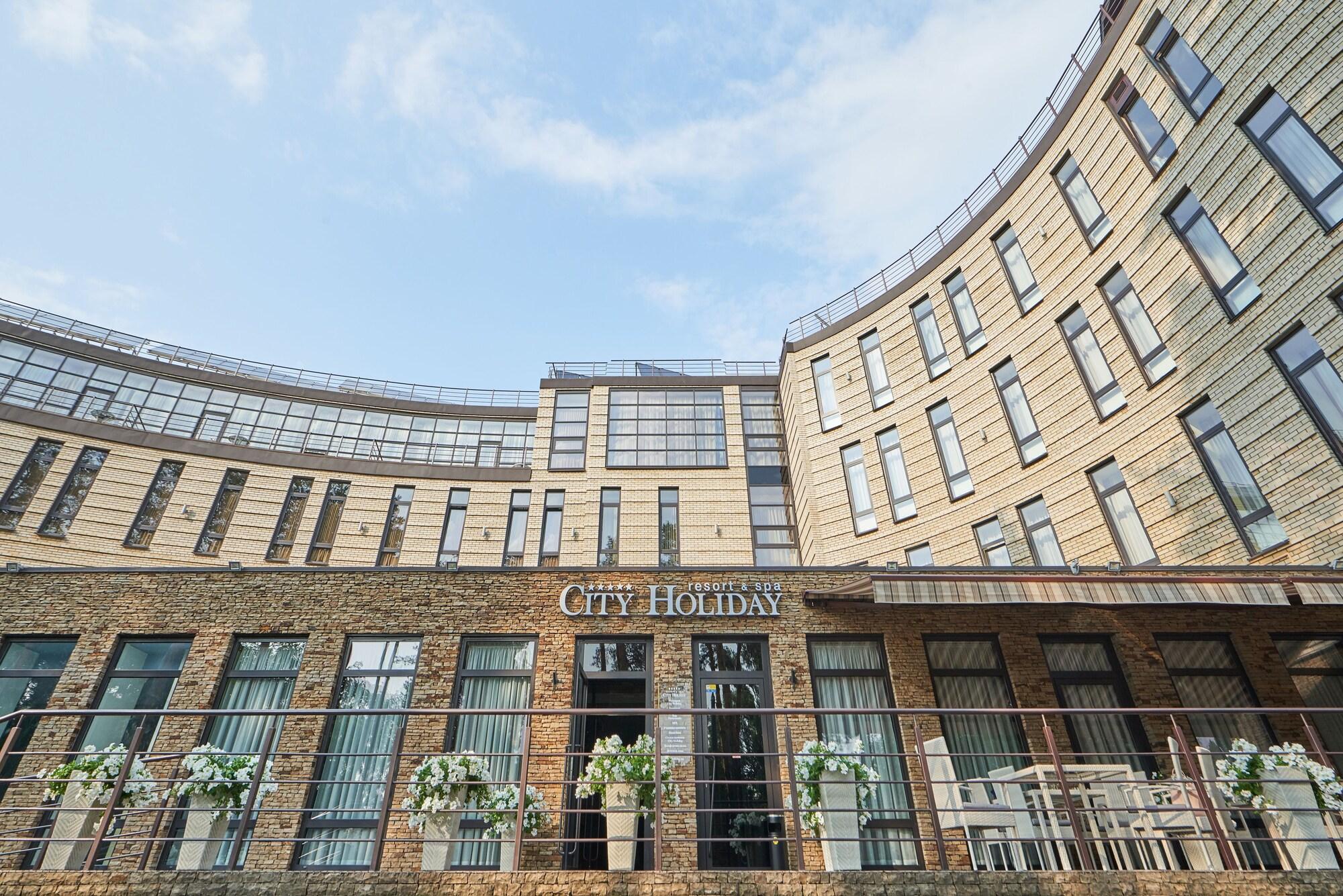 City Holiday Resort & SPA, Kyievo-Sviatoshyns'kyi