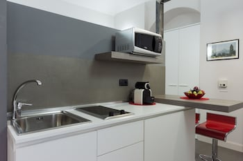 Stylish Apartments in Torino Centre - In-Room Kitchenette  - #0