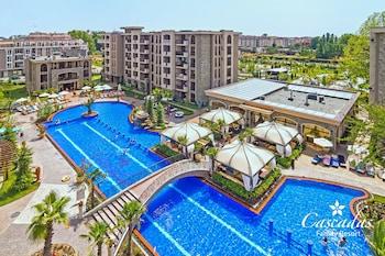 Hotel - Cascadas Family Resort