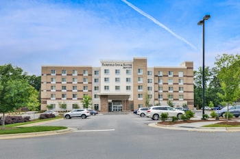Hotel - Fairfield Inn & Suites by Marriott Raleigh Cary