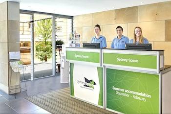 Reception at Sydney Space Pop Up in Camperdown