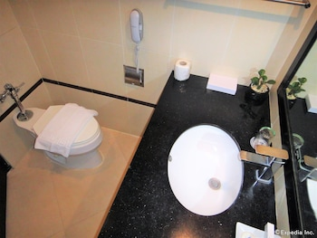 MALLBERRY SUITES BUSINESS HOTEL Bathroom
