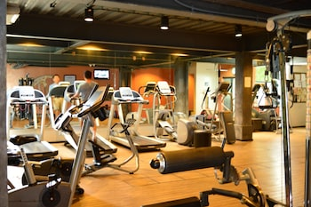 MALLBERRY SUITES BUSINESS HOTEL Gym