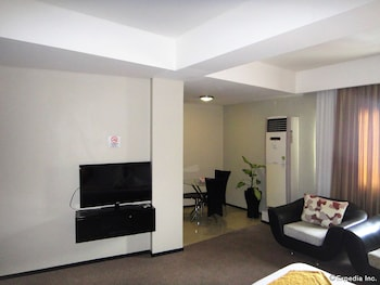 MALLBERRY SUITES BUSINESS HOTEL Living Area