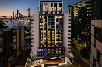 布里斯本南岸萬怡飯店 Courtyard by Marriott Brisbane South Bank