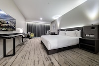 Superior Room at Swiss-Belhotel Brisbane in South Brisbane
