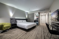 Superior Room - River View at Swiss-Belhotel Brisbane in South Brisbane
