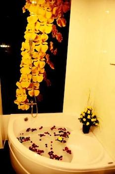 Sen Vang Hotel Da Lat - Bathroom  - #0