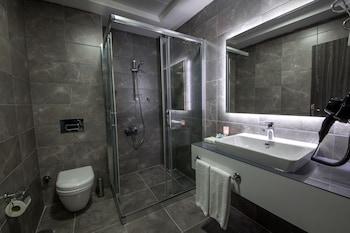 Cavit Duvan Prestige Hotel - Bathroom  - #0