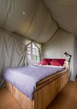 優樂露營之家飯店