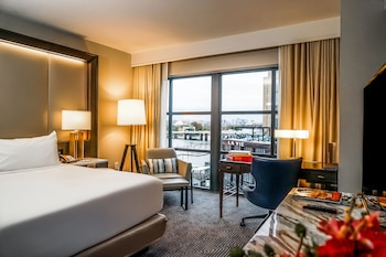 Guestroom at InterContinental Washington D.C. - The Wharf in Washington
