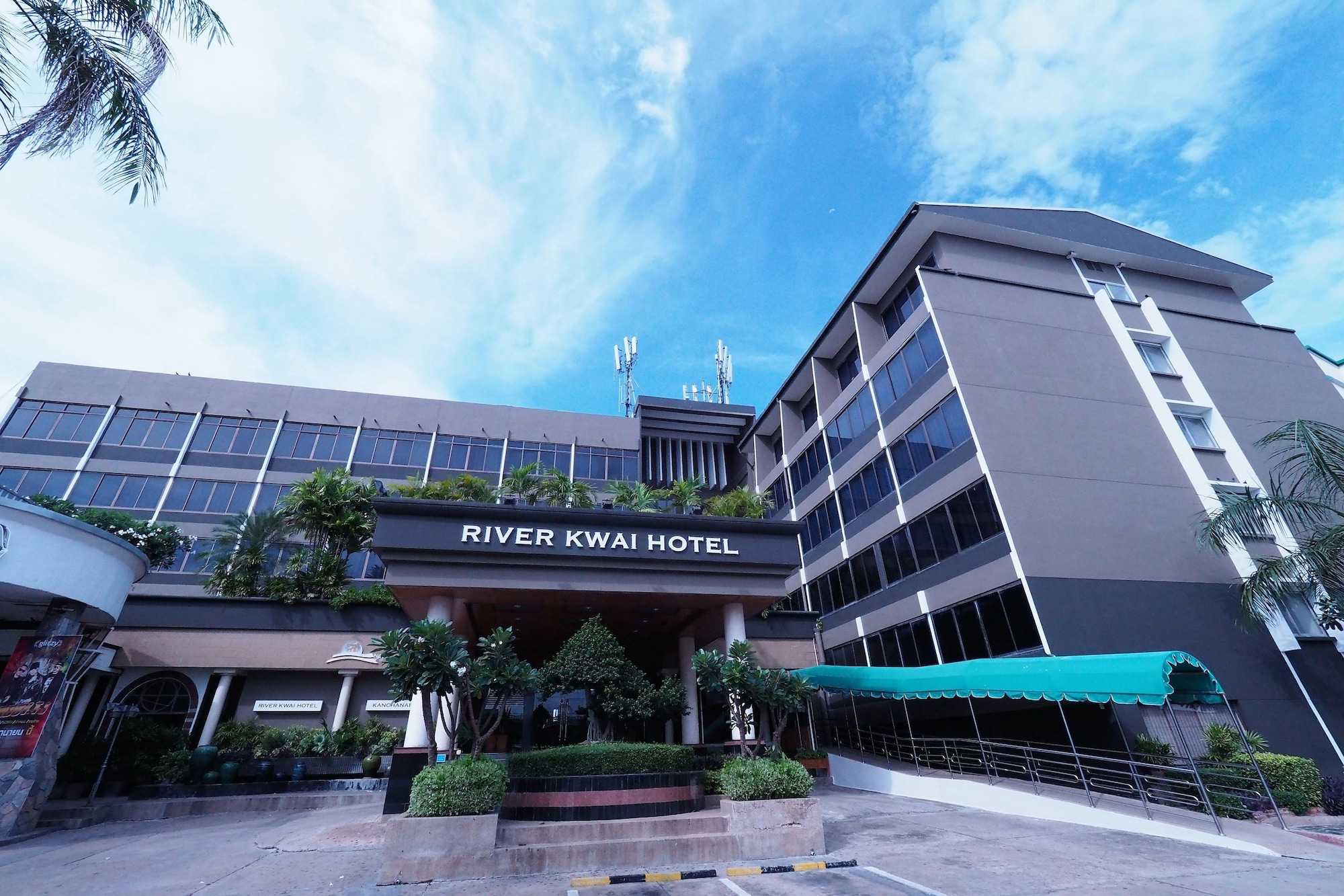 River Kwai Hotel, Muang Kanchanaburi